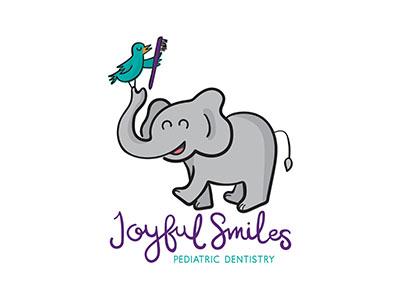 Joyful Smiles Pediatric Dentistry Logo