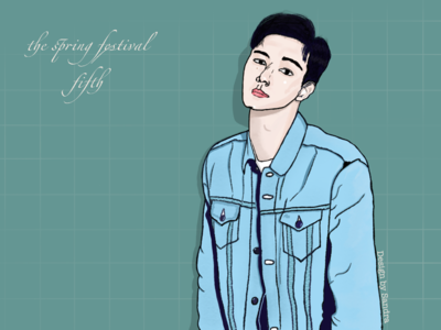 National boyfriend-Li Xian