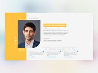 Speaker Profile Popup - Ideas Abu Dhabi