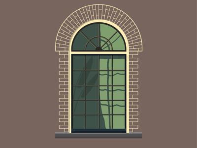 Windows of Amsterdam - Sarphatistraat