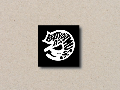 Logo design for BETTY ACCORSI jazz musician 70s cat design typography vector logo