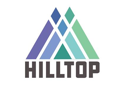 Hilltop Snowboards branding logo snowboards