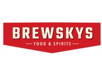Brewskys Logo Redesign