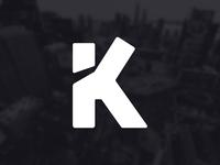 Letter K - Logo