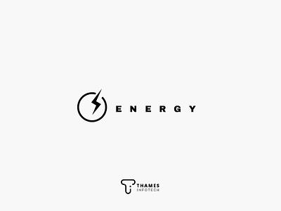 Energy logo design grpahicsdesign london logodesign logo