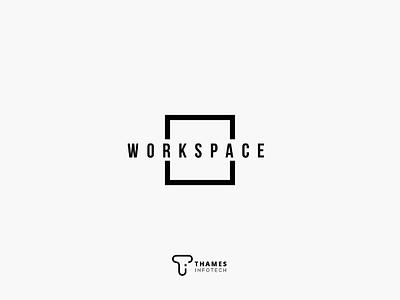 Workspace minimal logo design manchester london logodesign logo grpahicsdesign