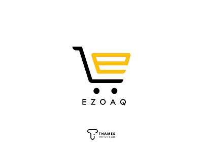 Logo Design for eCommerce Website manchester logodesign ecommerce illustrator graphics logo