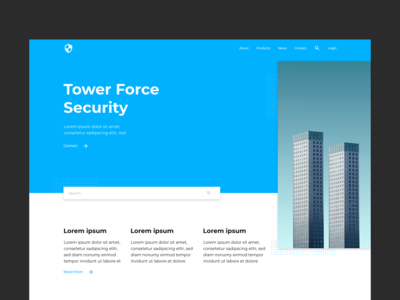 Tower Force Security Concept