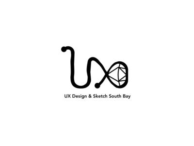 UX Design &Sketch South Bay Logo Design