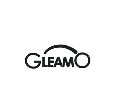 Gleamo- Mobile Carwash Logo Design