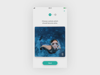 glazeAR – a new app that brings your photos to life magic arkit coreml ml machinelearning ar augmentedreality app ios ux ui ux  ui interaction design micro interaction animation