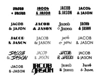 Jacob & Jason : Branding