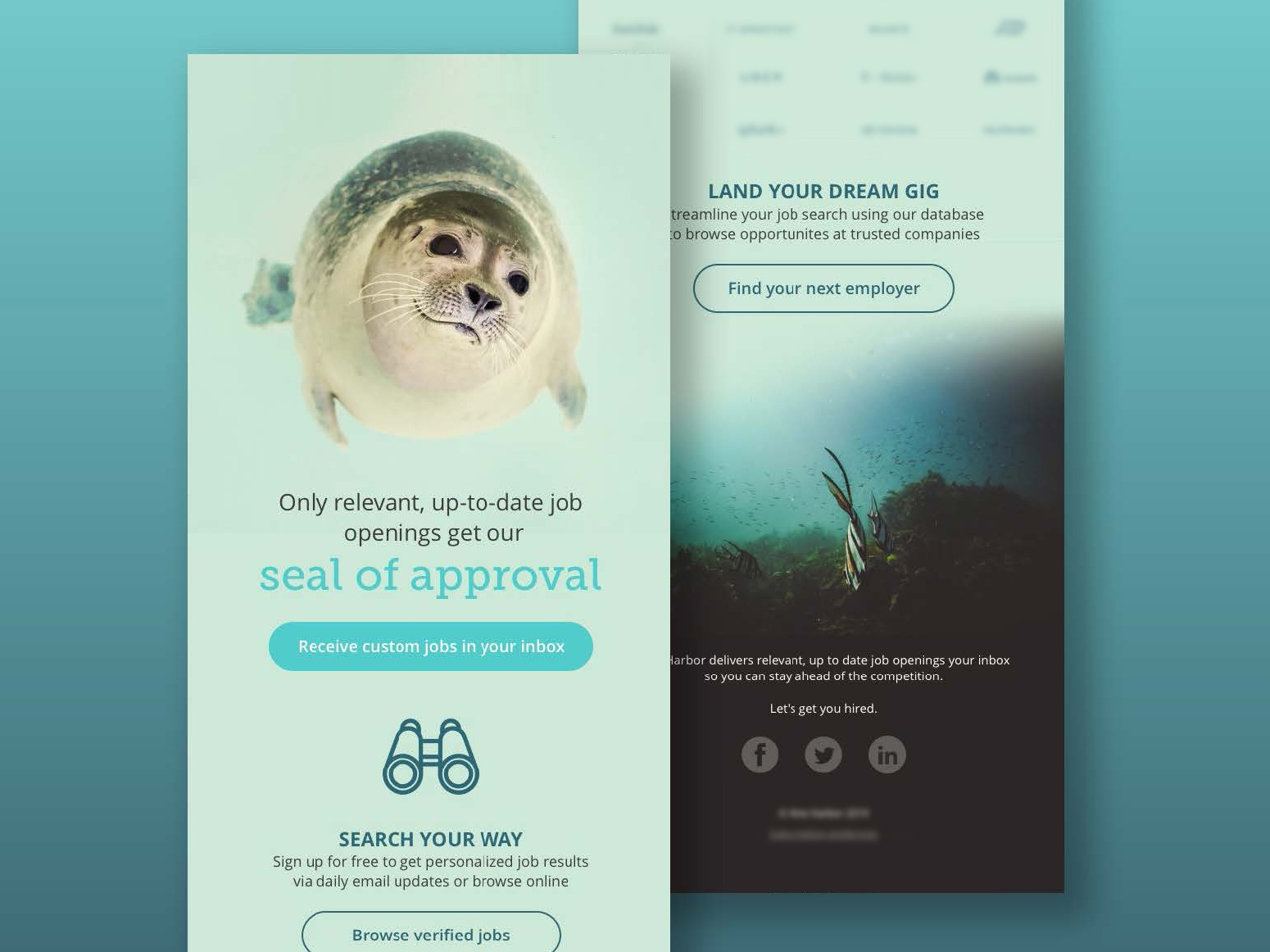 Email seal jobs sketchapp photoshop sketch email