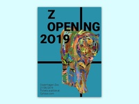 Zoo Opening Poster 2019