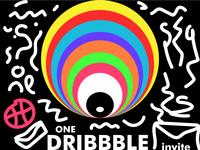 Dribbbleinvite