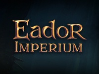Game logo design for Eador Imperium game