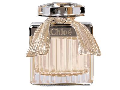 Chloe perfume bottle drawing