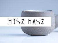 Misz Masz - logo