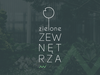 Zielone Zewnętrza - logo