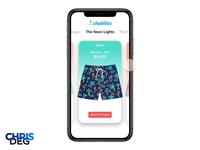Daily UI Challenge #012 - eCommerce Single Item