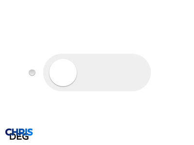 Daily UI Challenge #015 - On/Off Switch