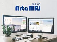 Web OS UI/UX Design