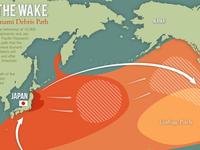 2011 Japan Tsunami Debris Path