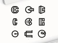 """Letter """"C"""" Exploration"""