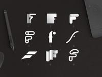 "Letter ""F"" Explorations"