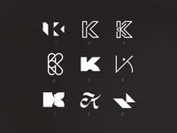 "Letter ""K"" Explorations"