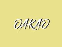 Day 7: Oakao #dailylogochallenge