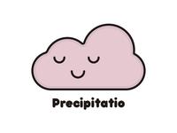 Day 14: Precipitatio #dailylogochallenge