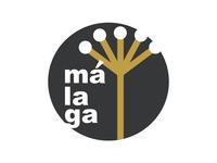 Day 22: City Logo-Málaga #dailylogochallenge