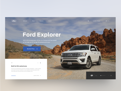 Ford Site Concept