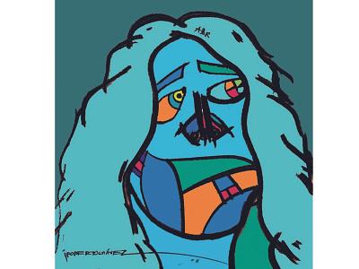 Suspiria Malayona illustrator cine gore italiano giallo dario argento suspiria jrchavez media color charcoal pencil illustration art work collection series horror horror art mix media no vectors freelancer art work illustration art