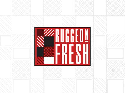 Rugged N' Fresh - Logo Design & Branding