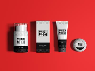 Rugged N' Fresh - Branding & Packaging