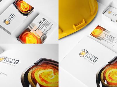 IS2G - Branding & Stationery