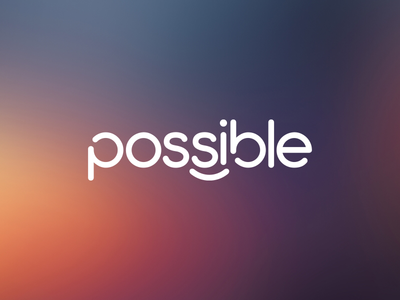 Possible - Logo Design & Branding