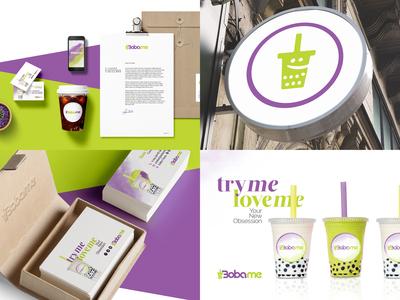 Bobame - Branding & Stationery