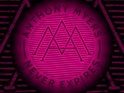 Anthony Myers Never Expires