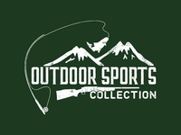 Outdoor Sports Catalog Cover Art