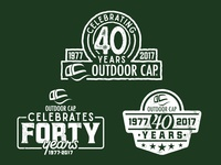 Outdoor Cap 40th anniversary