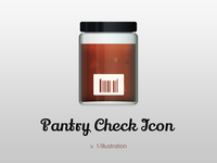 Pantry Check Icon