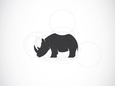 How to Design a Logo with Golden Ratio | Rhino