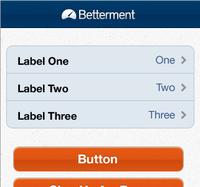 iPhone App reskin