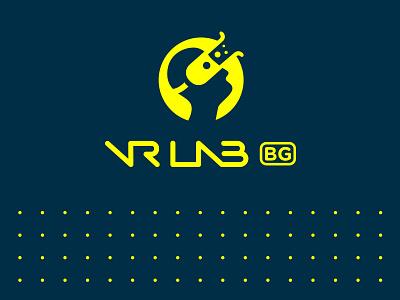 VR Lab Logo logo mr ar lab vr