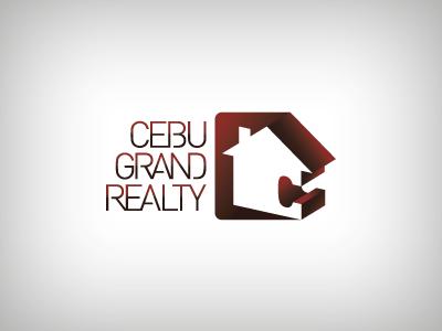 Cebu Grand Realty logo real estate house