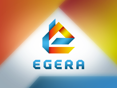 Egera (final logo) egera house goods household home e