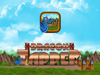 Dragon Tapper Game
